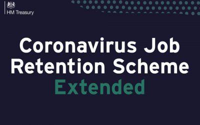 Coronavirus Job Retention Scheme extended until the end of September